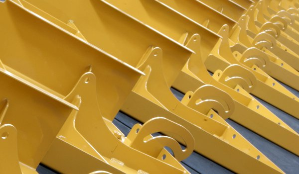 powder coated metal products