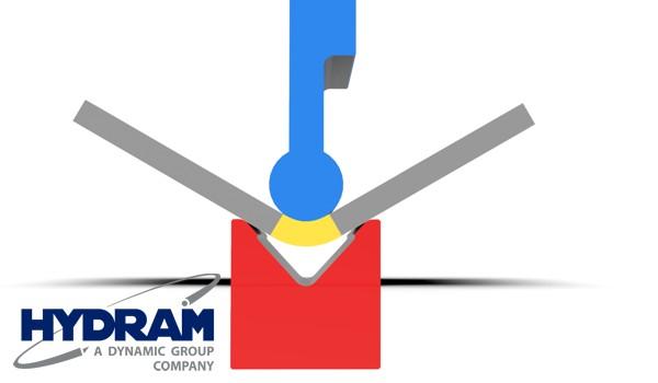 Bend radius on sheet metal