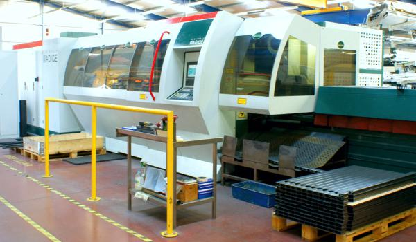 BLM tube laser machine