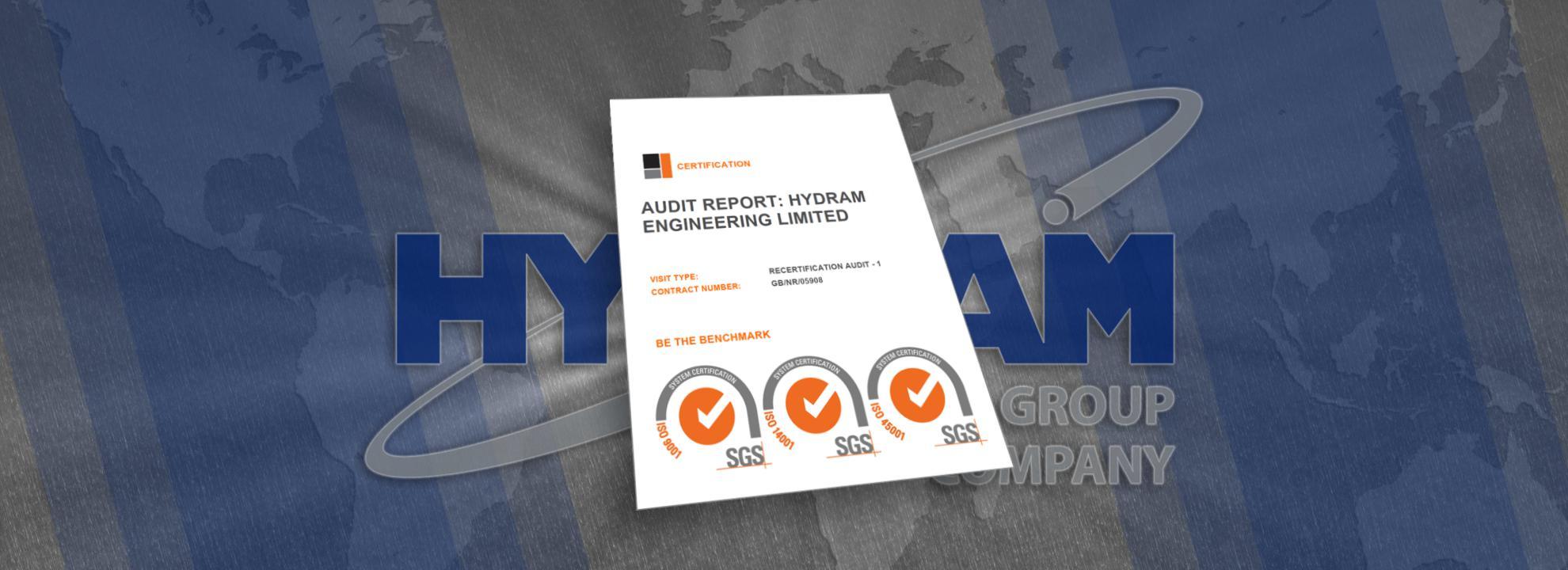 Hydram SGS audit report